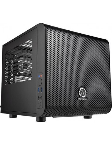 Thermaltake Core V1, Cube chassis...