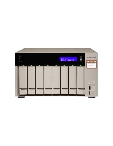 TVS-873E-4G, NAS